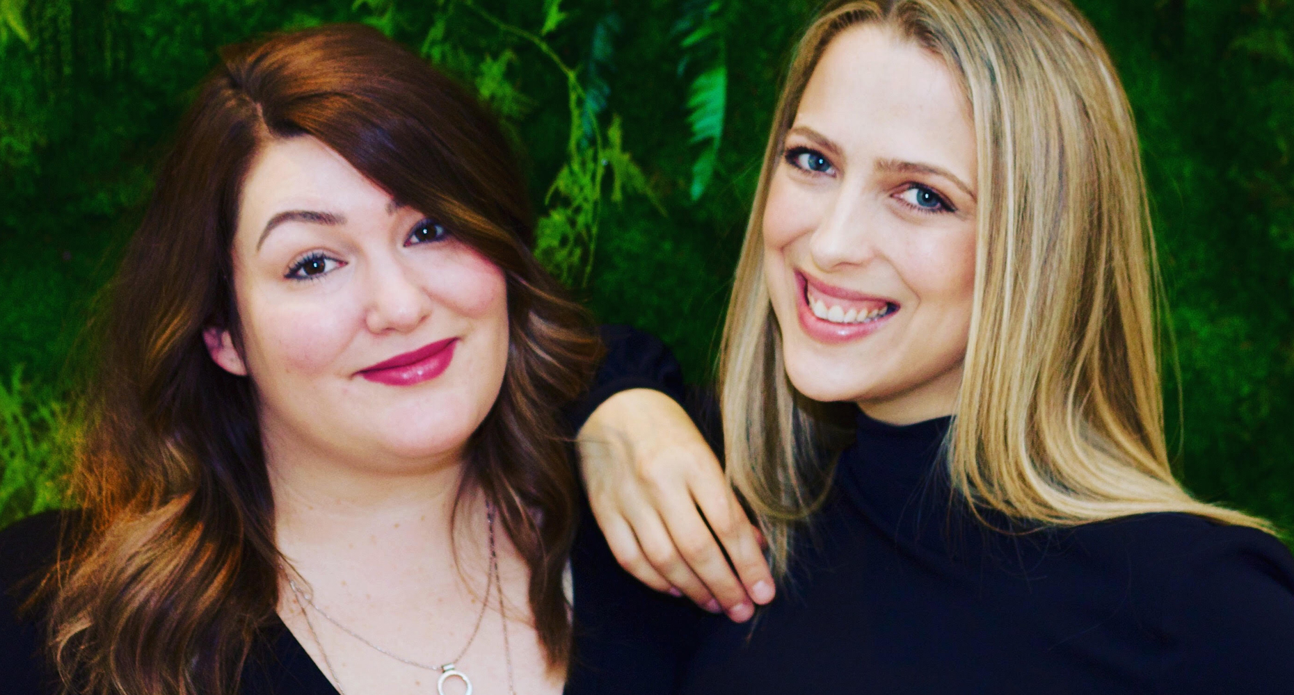 Carolyn and Stephanie, co-Founders and co-CEO's of Hoame