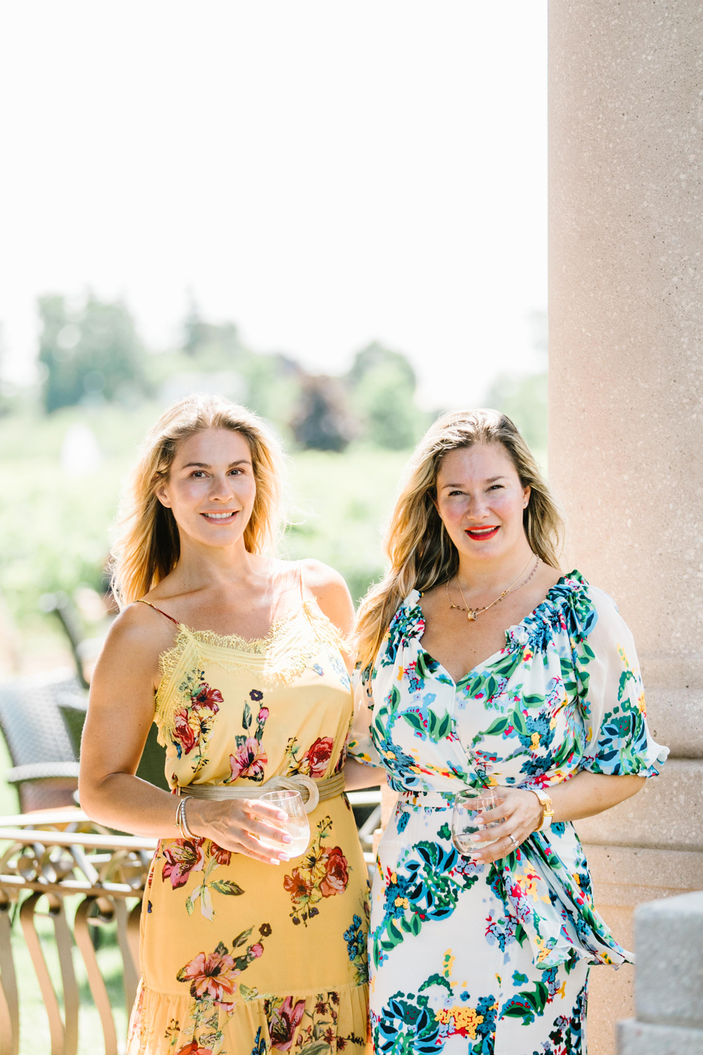 Two Sisters Vineyards owners